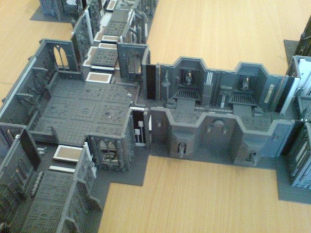 Nedius 3d Space Hulk Anphelion Base