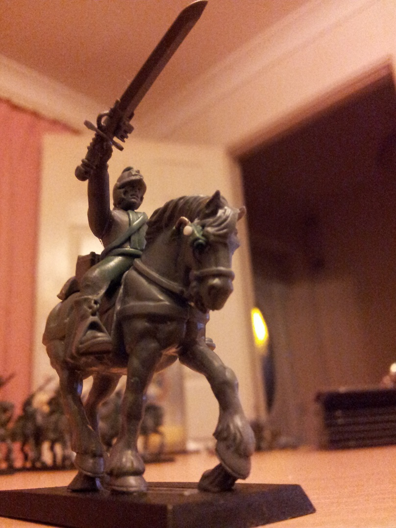 Napoleonic Imperial Guard Dragoon 3
